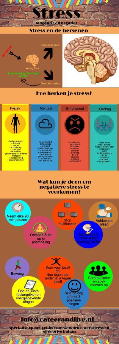 stress herkennen en voorkomen